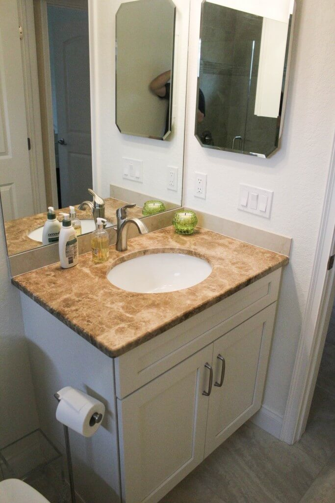 Finn Residence Cabinet Genies Kitchen And Bathroom Remodeling Cape Coral Fl