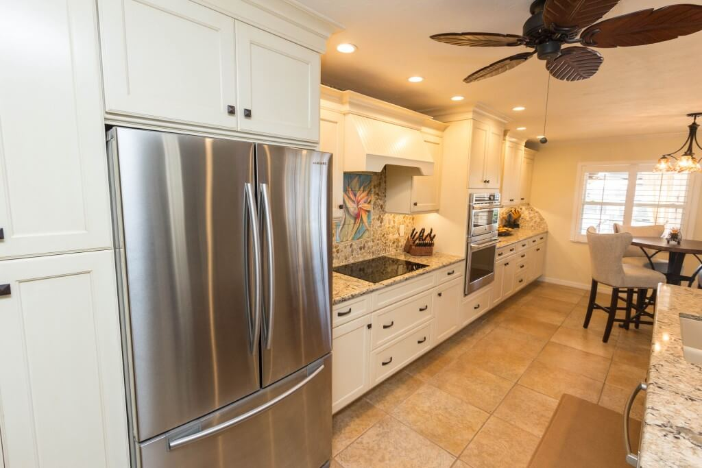 Davison Residence Cabinet Genies Kitchen And Bathroom Remodeling Cape Coral Fl