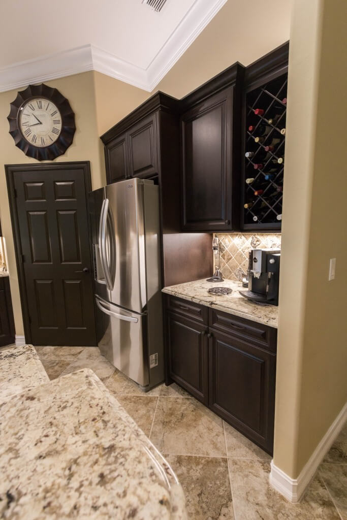 Bawolek Residence Cabinet Genies Kitchen And Bathroom Remodeling Cape Coral Fl