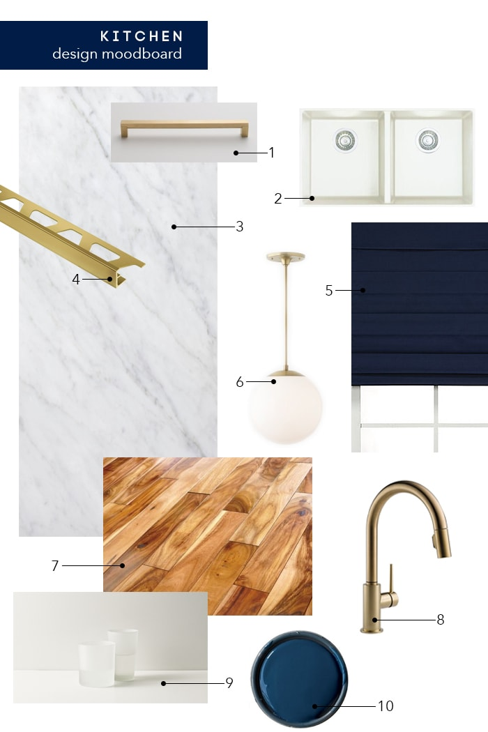 Home Remodeling Trends: Gold Cabinet Hardware - Cabinet Genies ...