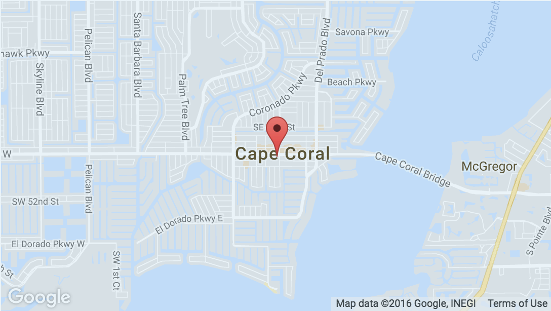 Kitchen & Bathroom Remodeling - Cabinet Genies, Cape Coral, FL - google-map