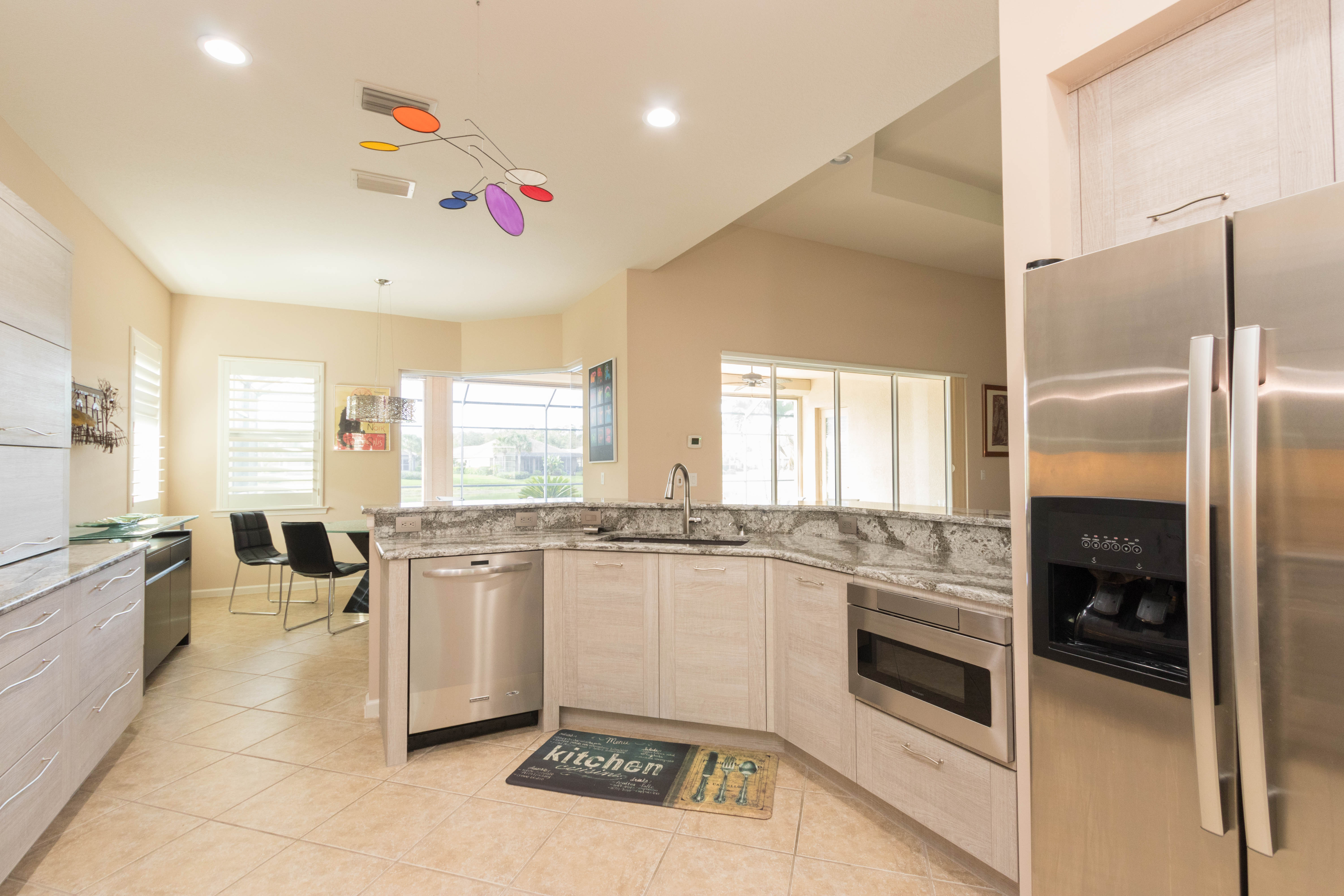Hawthorne Kitchen Remodeling Project Cabinet Genies Cape Coral Fl