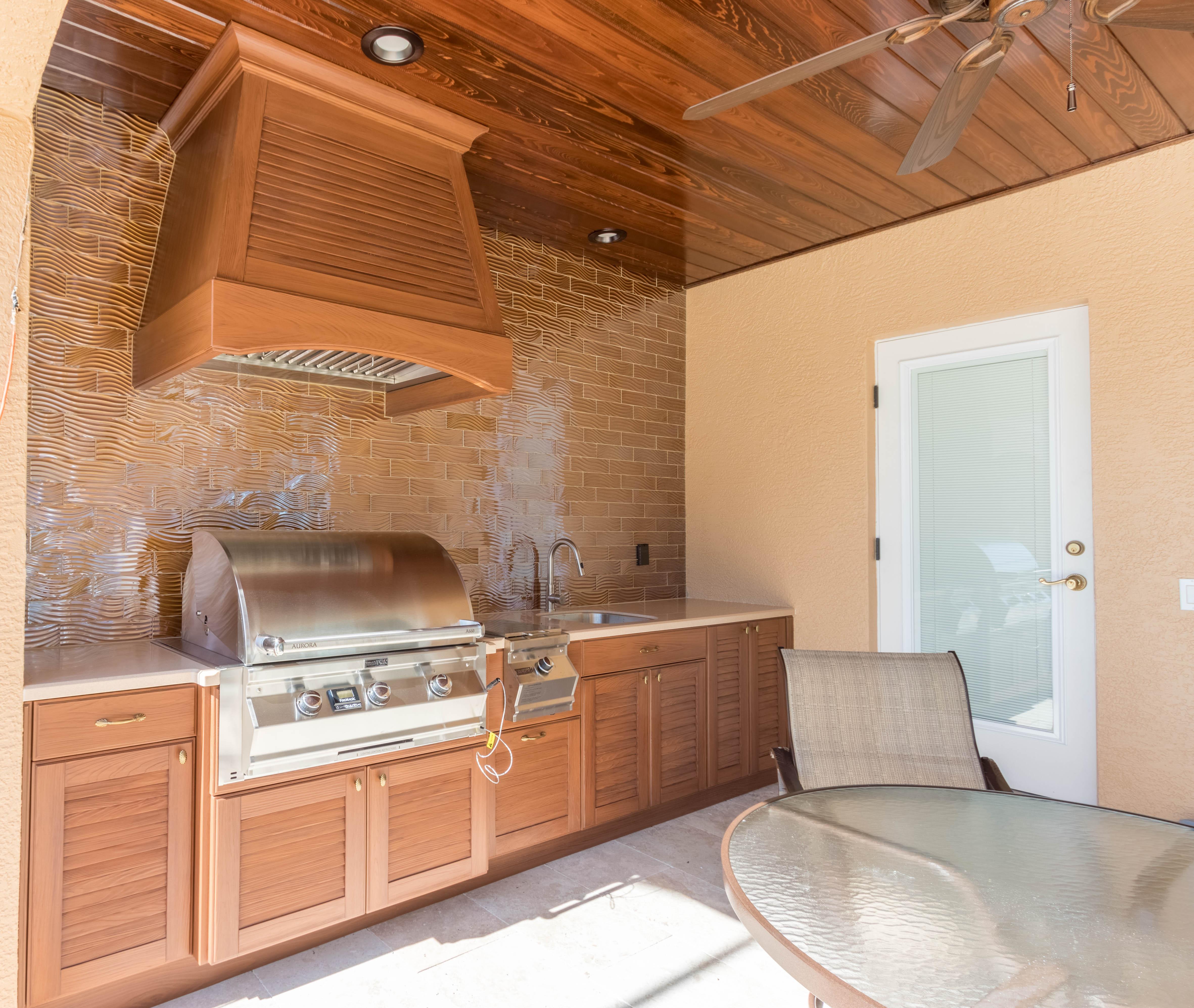 Mcgregor Naturekast Cabinet Genies Kitchen And Bathroom Remodeling Cape Coral Fl