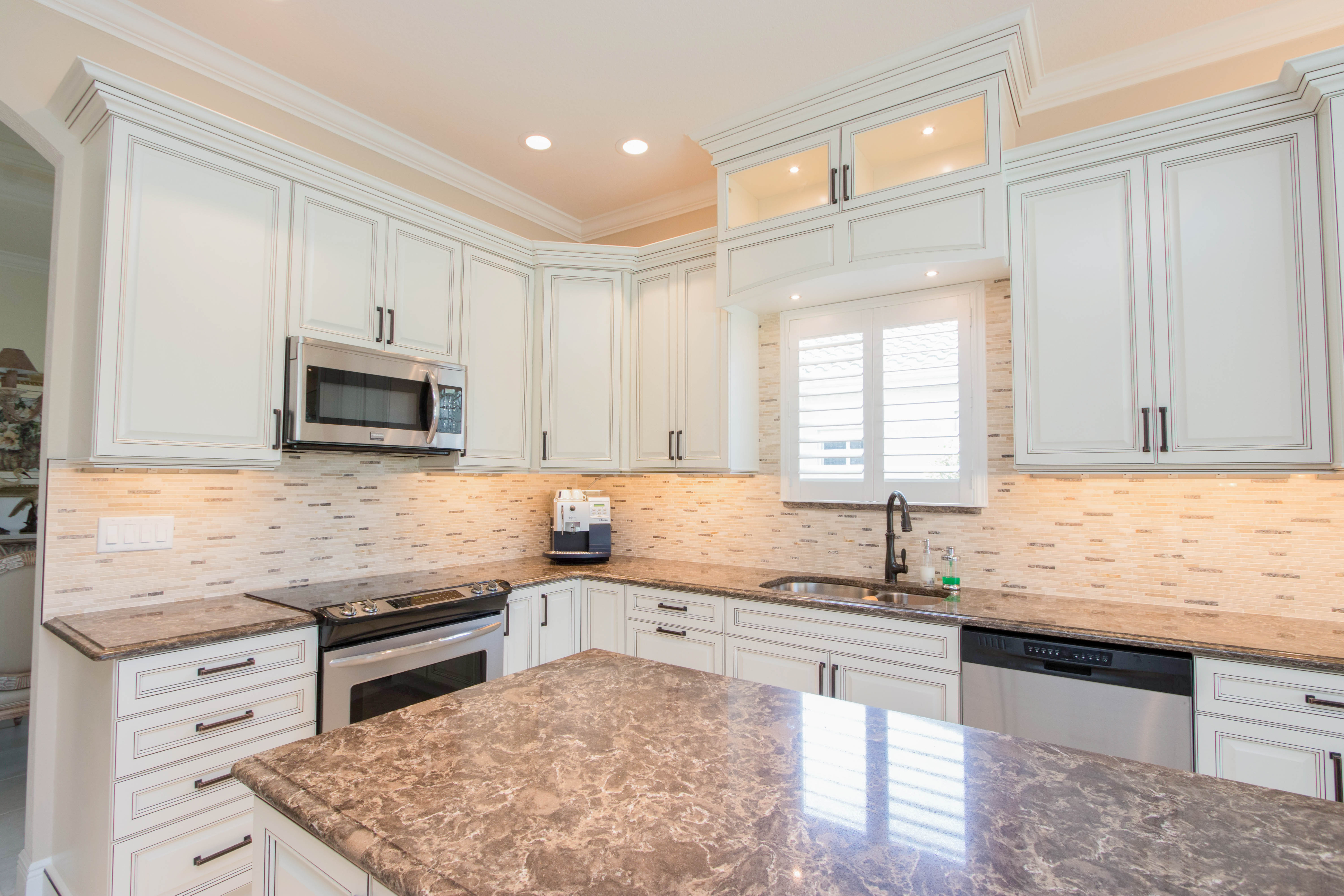 Foxberry Cabinet Genies Kitchen And Bathroom Remodeling Cape Coral Fl