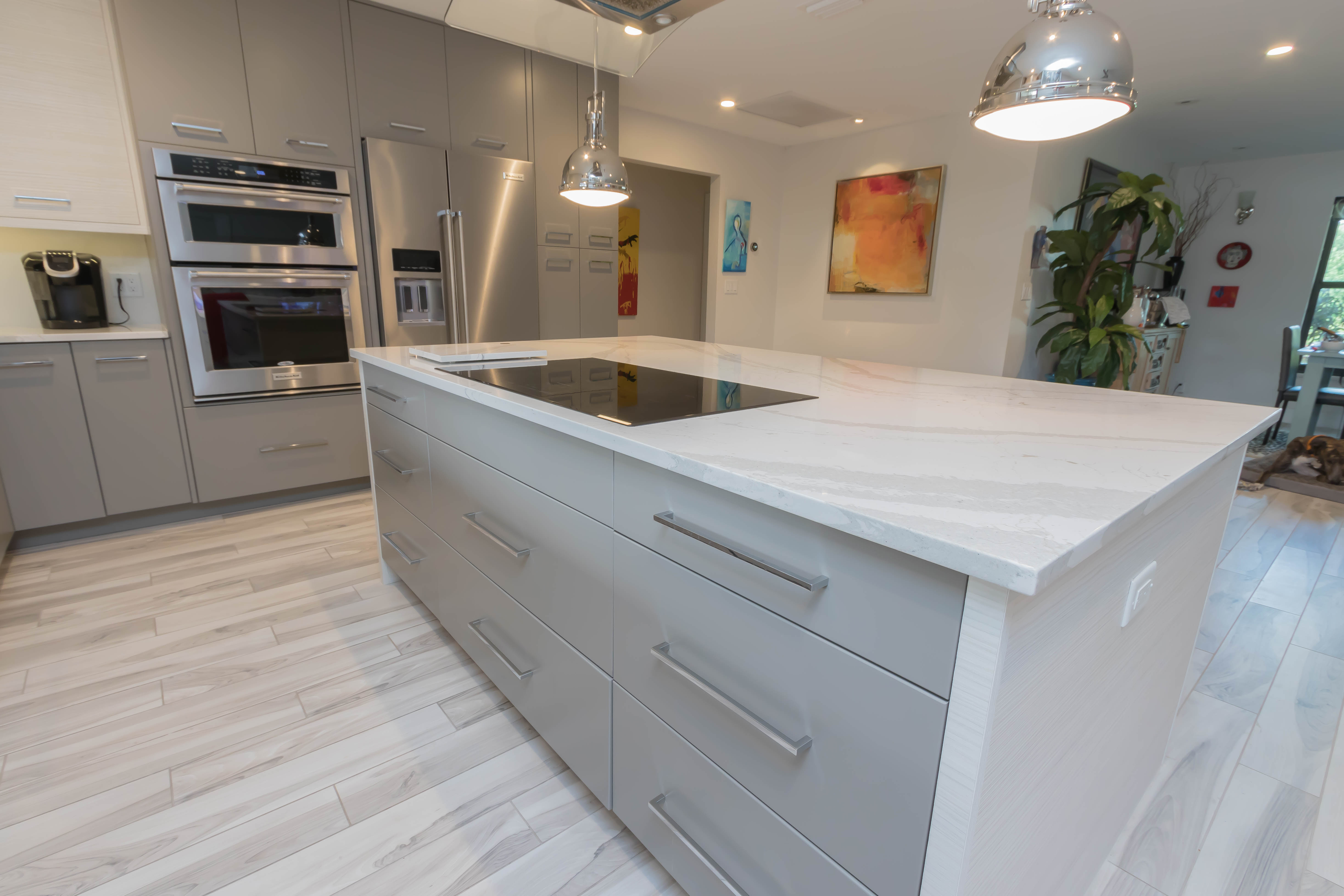 Belle Rio Cabinet Genies Kitchen And Bathroom Remodeling Cape Coral Fl