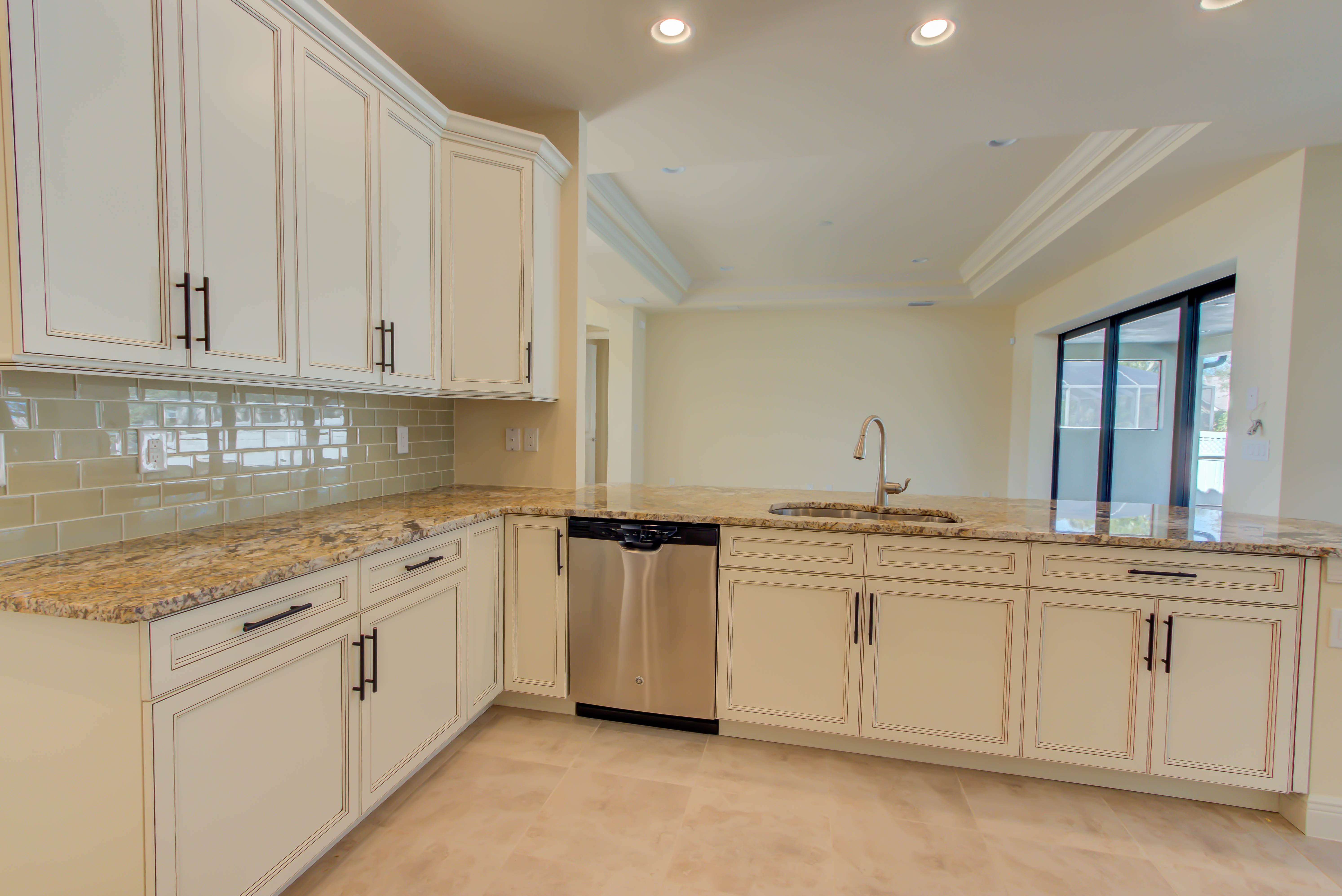Classic Kitchen And Bathroom Remodeling Cape Coral Fl