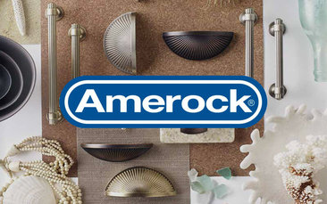 Kitchen & Bathroom Accessories from Amerock Hardware at Cabinet Genies, Cape Coral, FL