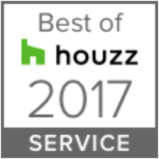 Remodeling Awards & Associations - Cabinet Genies Cape Coral FL, Best of Houzz Award 2017
