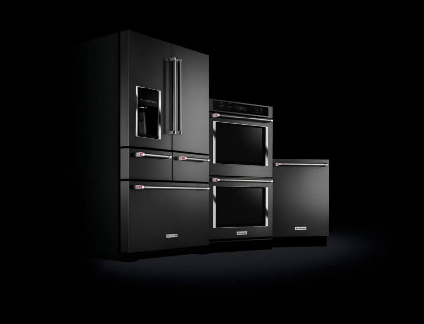 Why Choose Black Stainless Steel Appliances-kitchenaid-black-stainless-steel-appliances