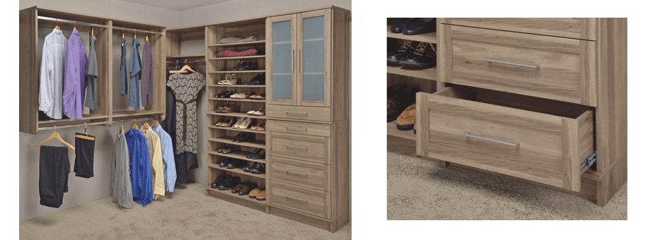 Introduction to Wood Trac Closets-SO-rotator-two-pics