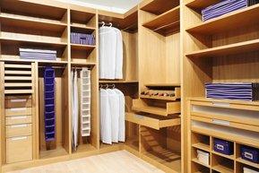 Walk in Closets - Custom  Closets & Closet Organizers by Cabinet Genies - Cape Coral FL