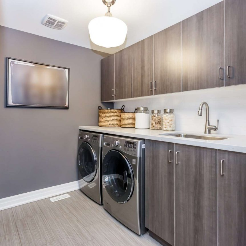 Managing Small Laundry Area with 7 Easy Steps - Cabinet Genies, Cape Coral, Florida
