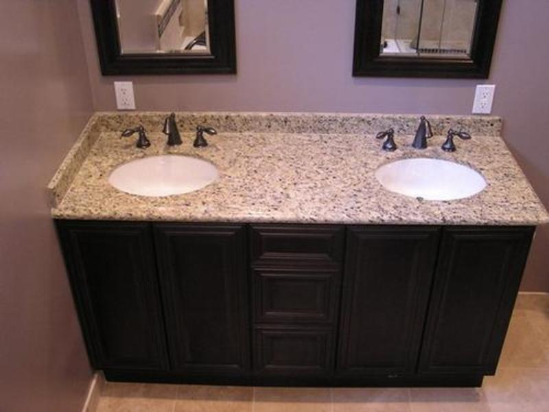 Double Sink Vanity - Cabinetgenies, Cape Coral, FL