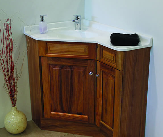 Bathroom Corner Vanities Cabinet Genies Cape Coral Fl