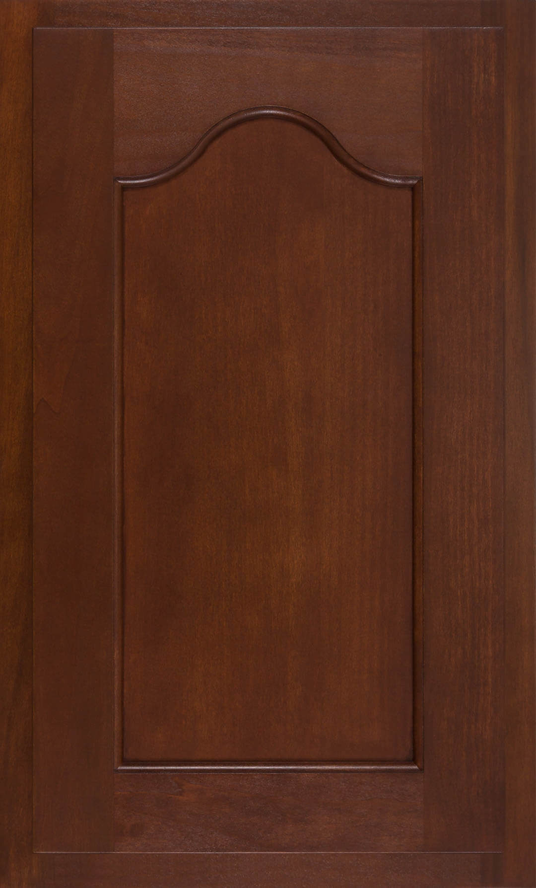 American Poplar Auburn Arch Flat Panel