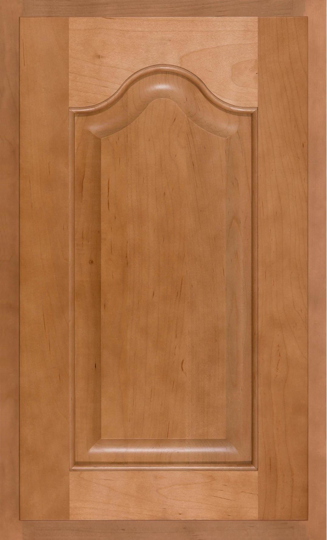 Maple Amber Arch Raised Panel
