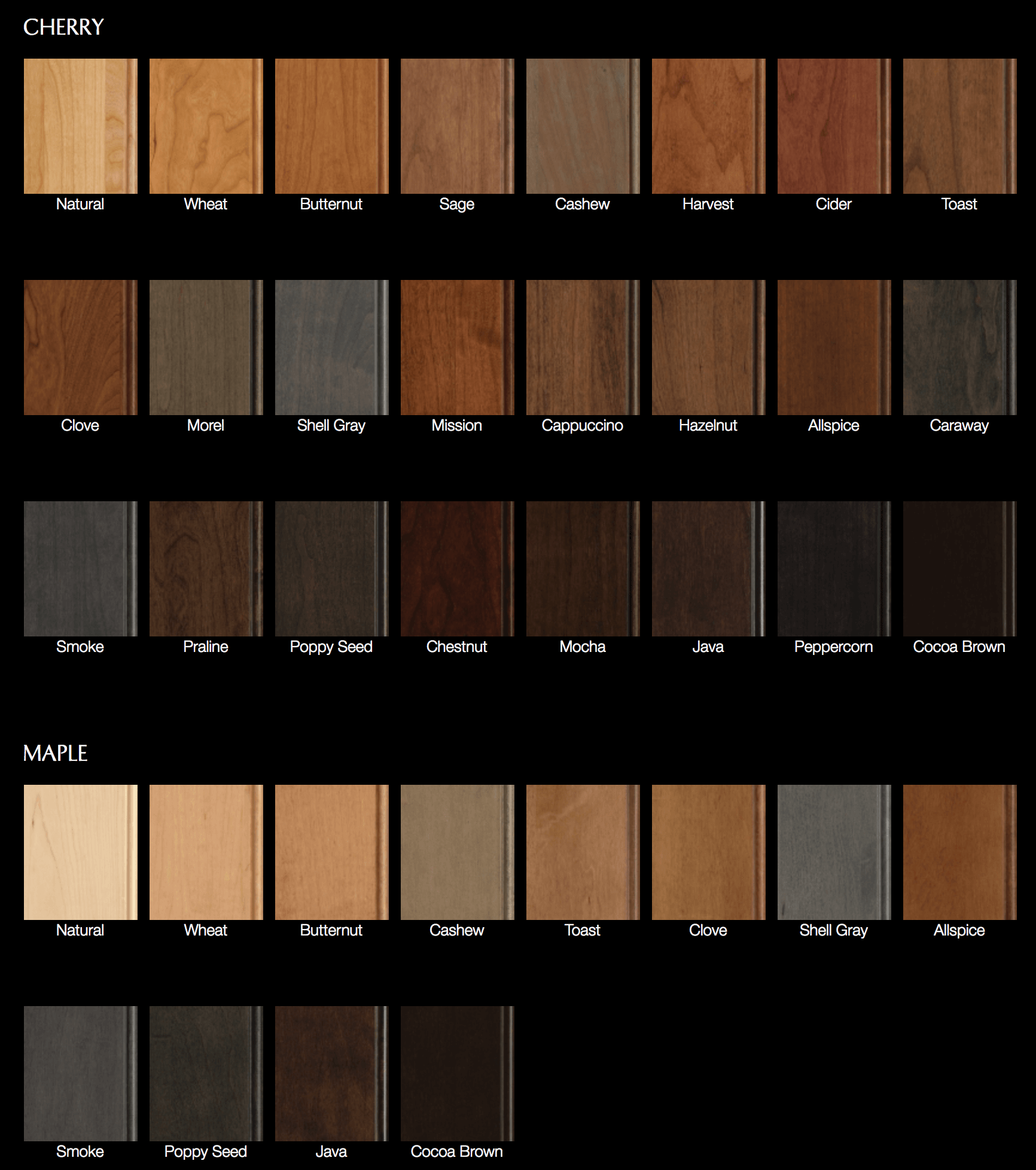 Supreme Finishes Cabinet Genies Kitchen And Bathroom
