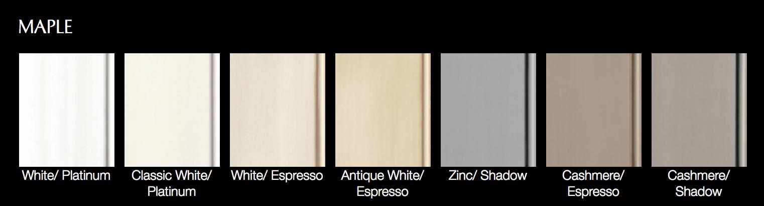 Paints/Glaze