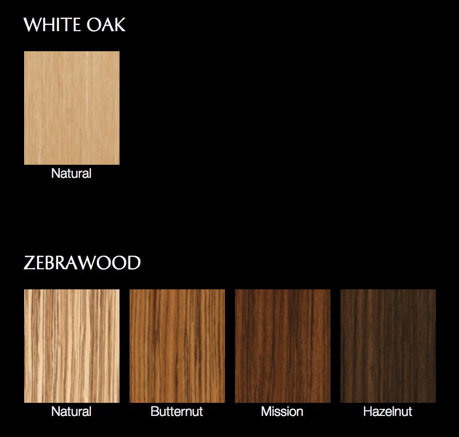 White Oak Stain