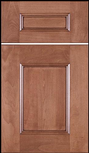 Aspen w/ five piece drawer front