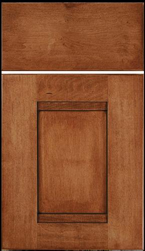 Bristol w/ slab drawer front
