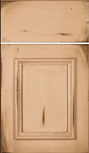 Charleston w/ slab drawer