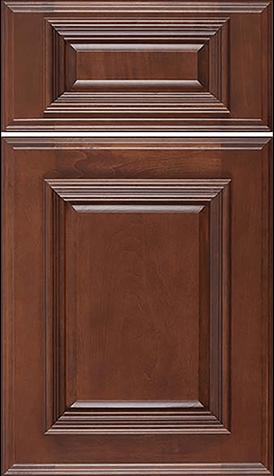 Montgomery w/five piece drawer front