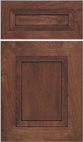 Windsor w/five piece drawer front