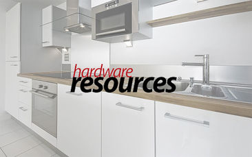Bath and Kitchen Accessories from Hardware Resources at Cabinet Genies, Cape Coral, FL