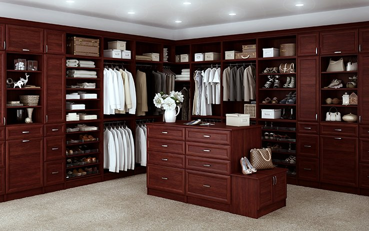 Closet Systems Amp Organizers Cabinet Genies Cape Coral Fl