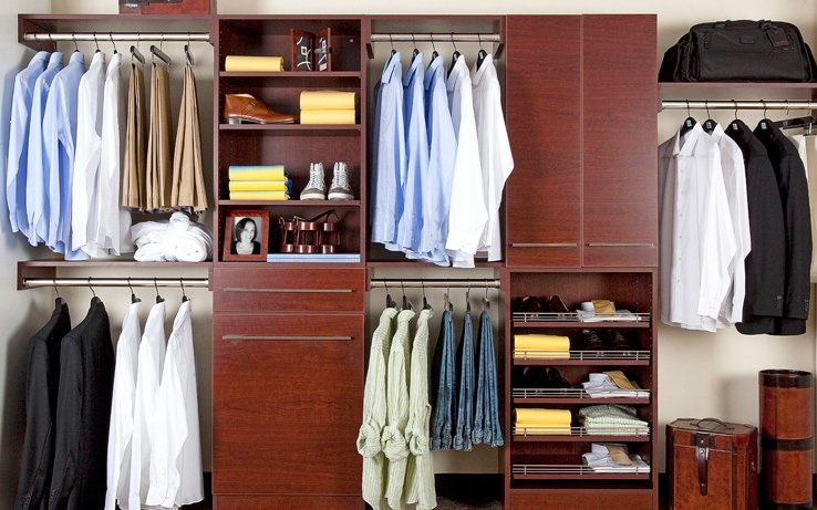 Technik Cabinetry System Is A Full Line Of True Cabinets For That Built In Look Without The Cost Custom Closet Systems