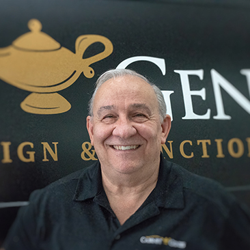 About Us - Jim Gaubeart, President, Cabinet Genies, Cape Coral, FL