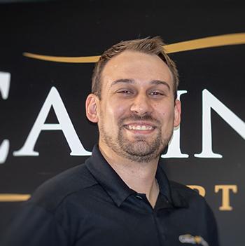 About Us - Jordan Gaubeart, Marketing, Cabinet Genies, Cape Coral, FL