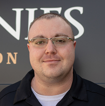 About Us - Tyler Kehl, Design Assistant, Cabinet Genies, Cape Coral, FL
