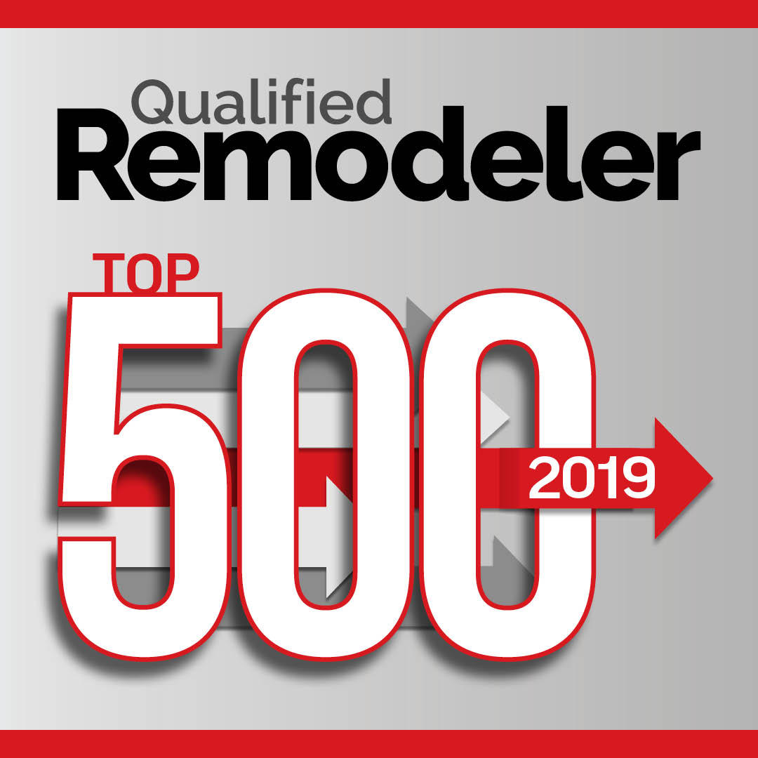 Remodeling Awards & Associations - Cabinet Genies is in the top 500 home remodelers
