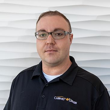 About Us - Tyler Kehl, Design Assistant, Cabinet Genies, Cape Coral, FL